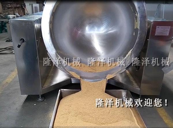 大型智能炒菜机 食堂智能全自动炒菜锅产品大图